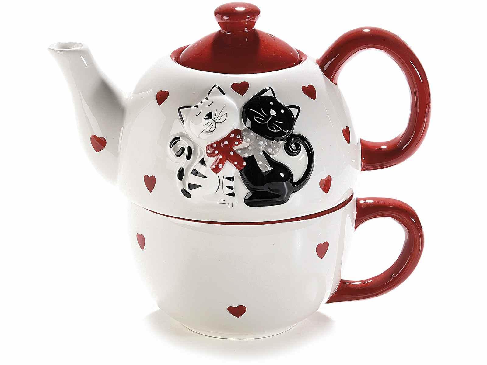 Tea For One Gatti Innamorati