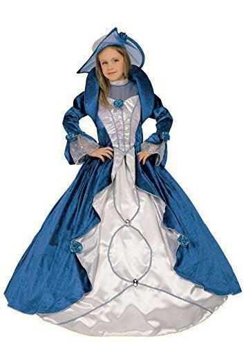 Lady velvet blu 7/9 anni