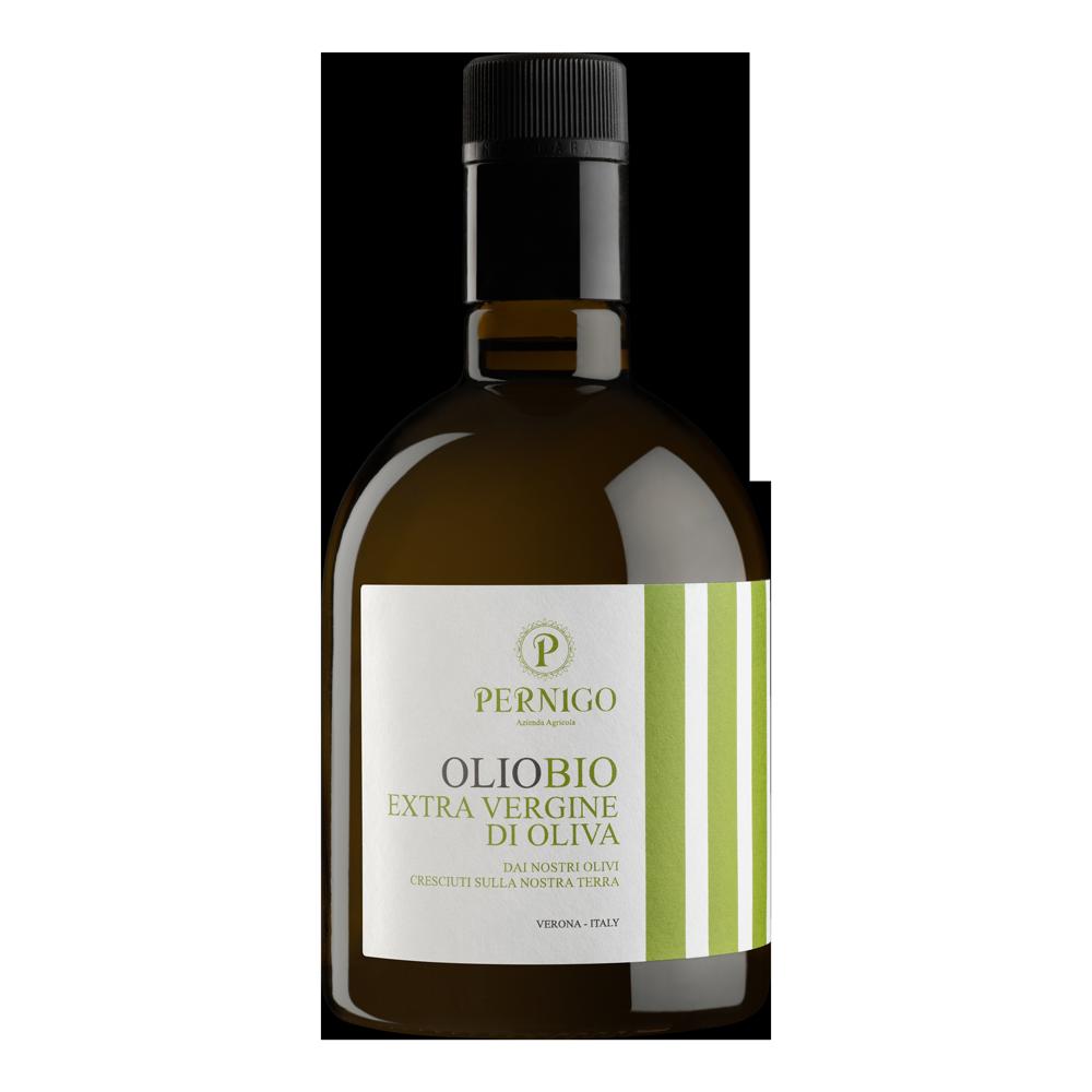 Olio extra vergine d'oliva Biologico: OlioBio - 500ml