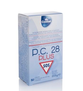P.C. 28 Plus - 50 compresse