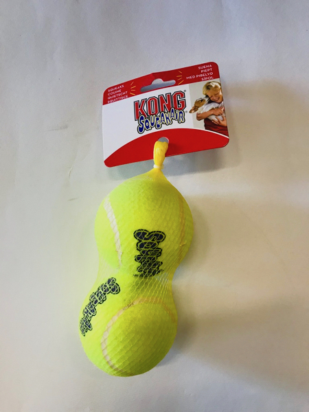 kong squeakair ball large 2 palle
