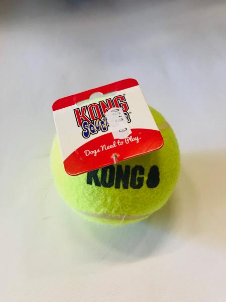 kong squeakair ball extra large