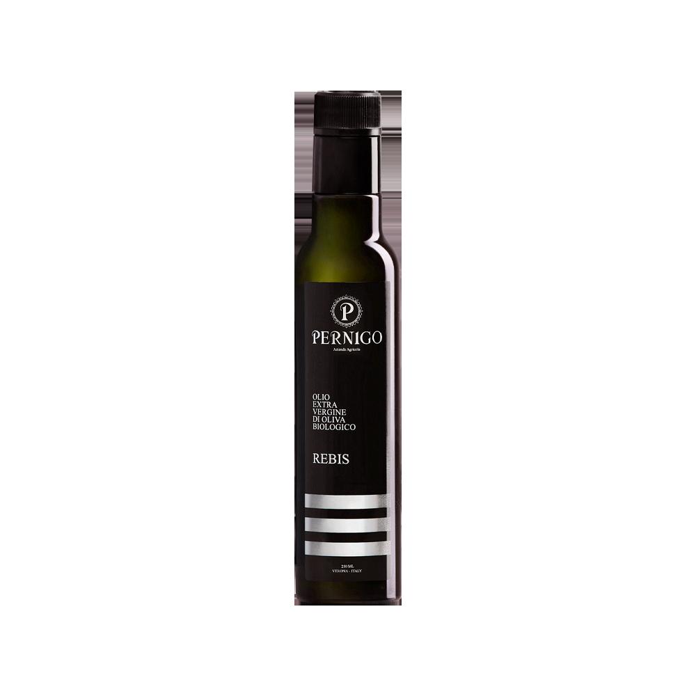 Rebis 250 ml - Olio extra vergine d'oliva Biologico