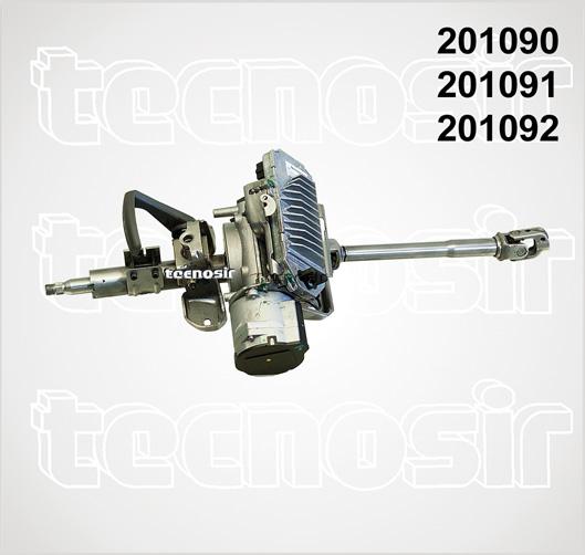 Codice:201092 PIAN. EL. REV. FIAT NUOVA PANDA II 4x4