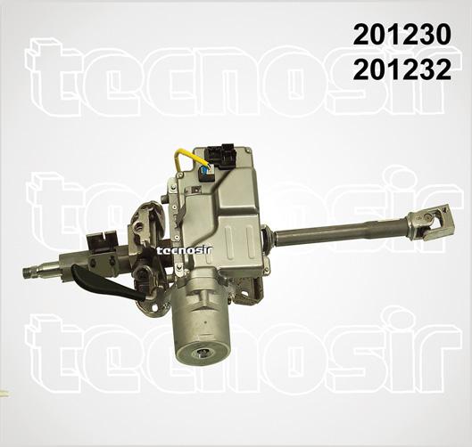 Codice:201230 PIAN.EL.REV. FIAT 500 10.07-> G. GIALLA