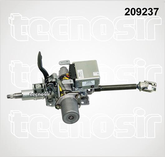 Codice:209237 PIANTONE EL. REV. FIAT PUNTO 9236 REG.