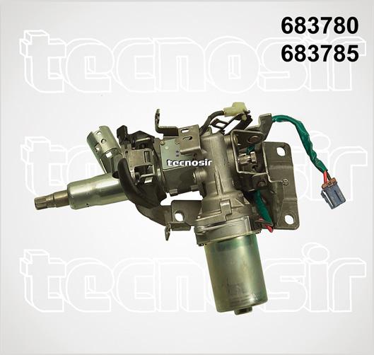 Codice:683780 PIAN. EL. REV. RENAULT CLIO II 01->05