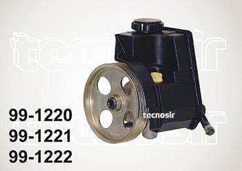 Codice:99-1222 POMPA IDR. R. PEUGEOT 206 PUL. Ø 137 MM.