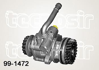 Codice:99-1472 POMPA IDR. REV. VW TOUAREG-TRANSPORTER RACC. DX