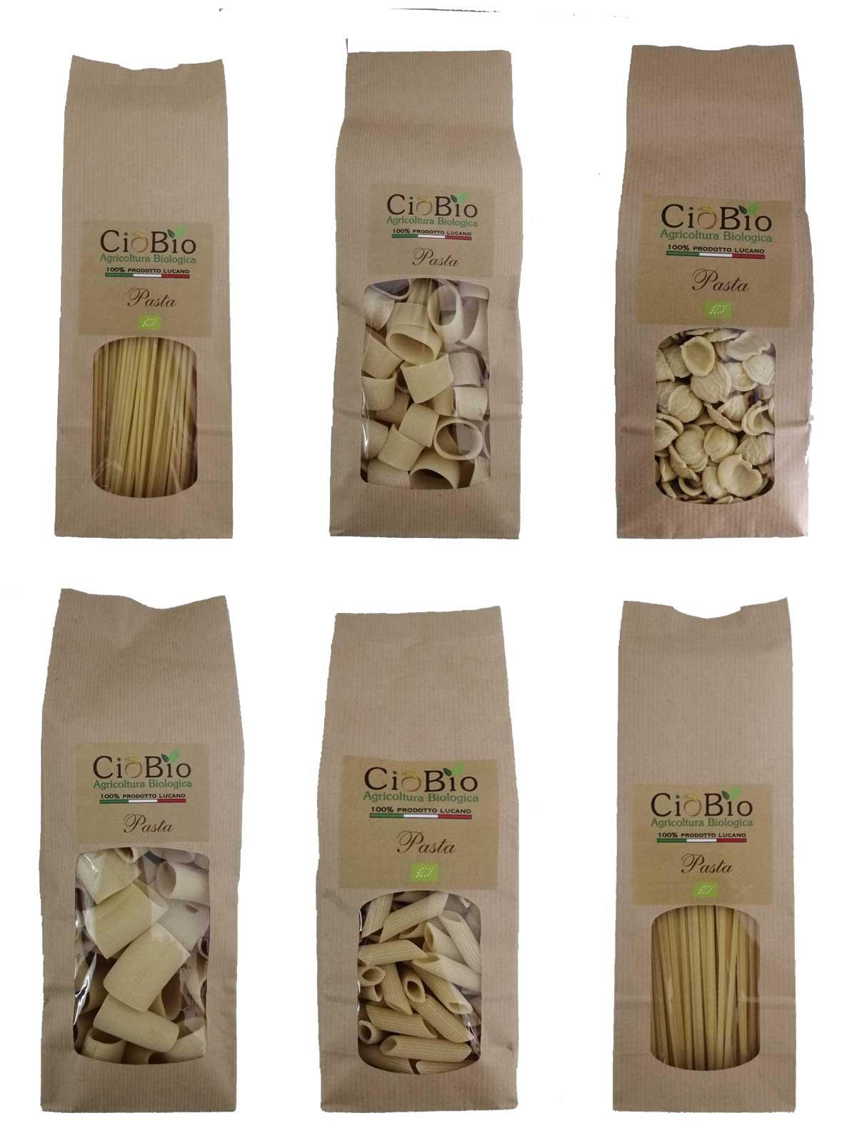 CioBio Mix Pasta