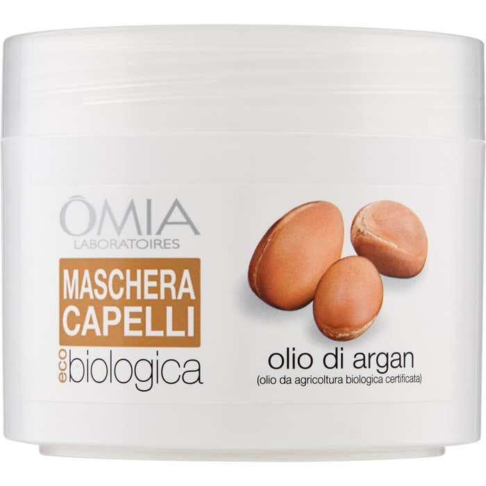 Maschera Capelli olio di Argan 250 ml Omia