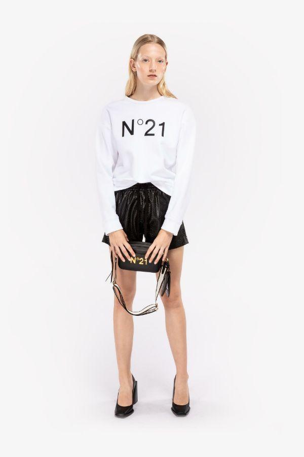 Felpa con logo N21