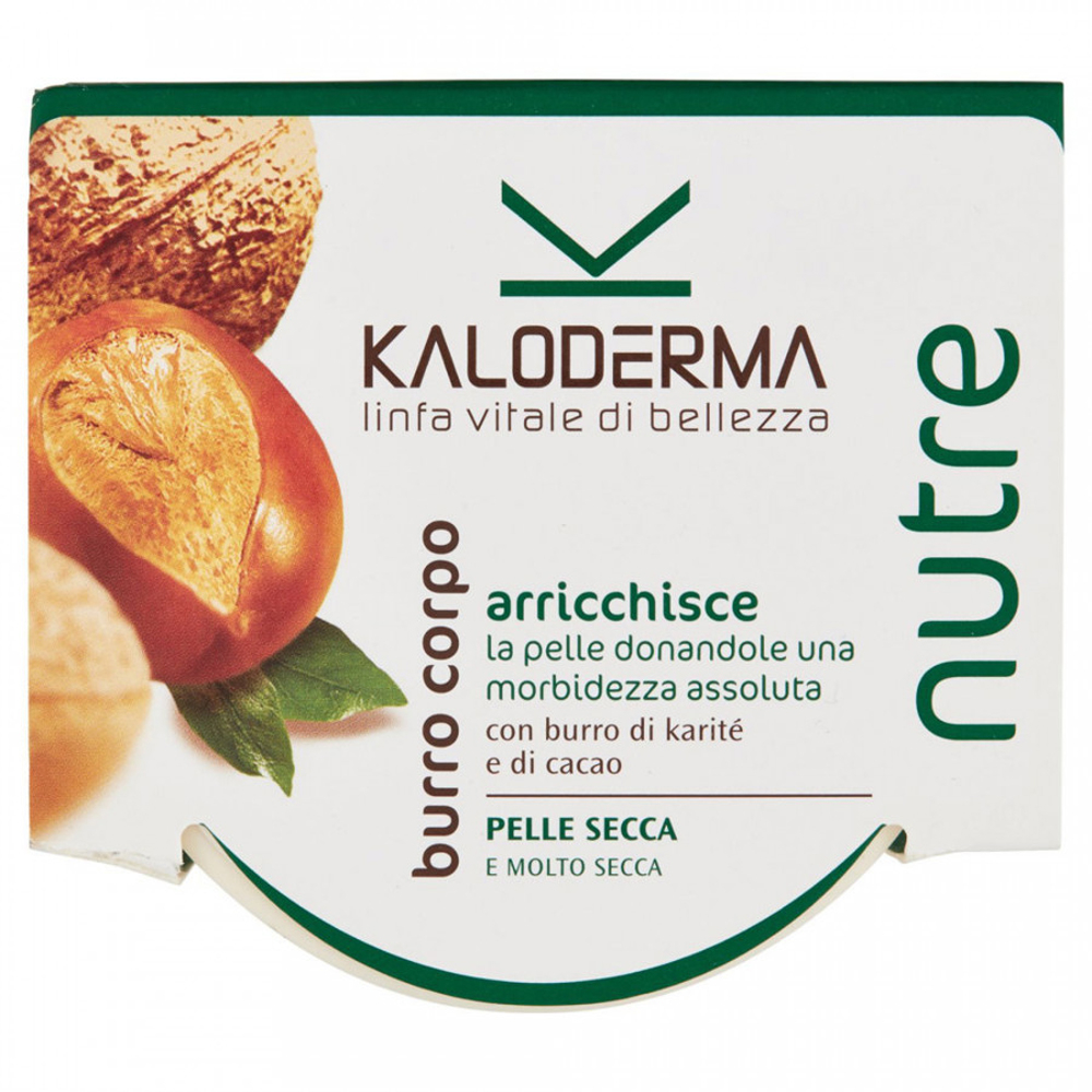 KALODERMA Nutre Burro Corpo 300ml