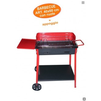 Barbecue a Carbonella 40x60x85H