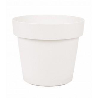 Vaso Melrose 40 Bianco