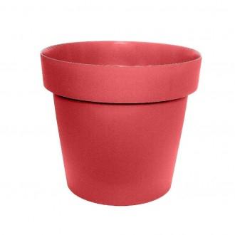 Vaso Melrose 40 Rosso