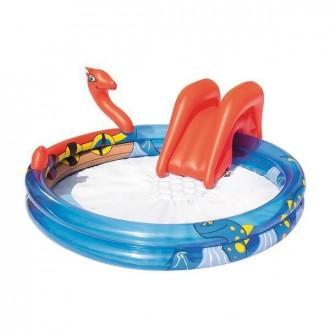 Creare Piscina Baby Play Center con scivolo