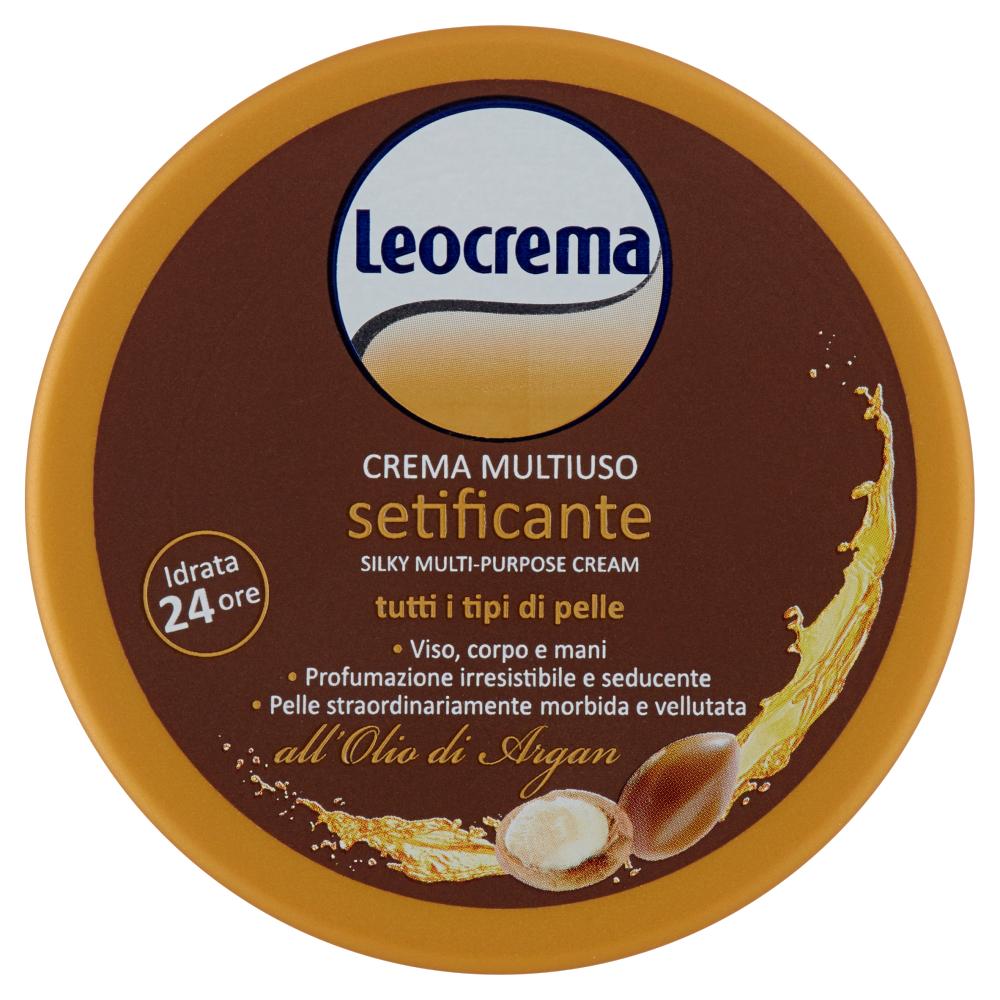 LEOCREMA Crema Multiuso Setificante 150ml