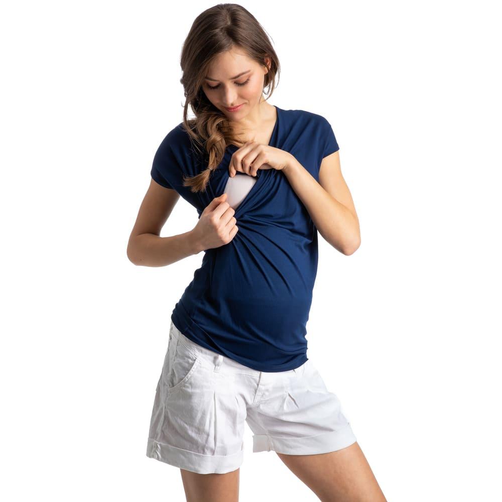 T-shirt allattamento