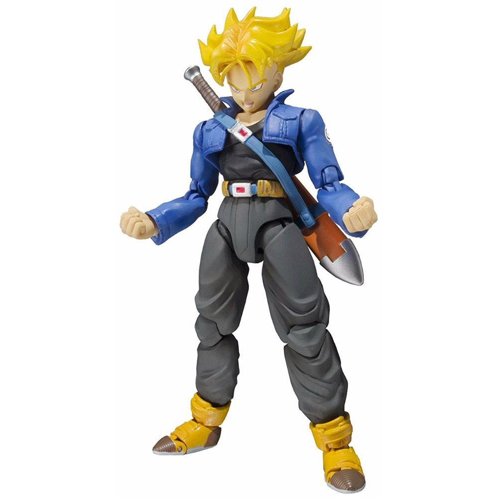 S.H.Figuarts: Dragonball - Trunks Premium Color Edition by Bandai