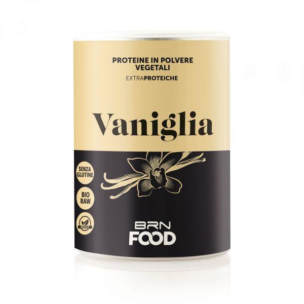 Proteine in Polvere Vaniglia