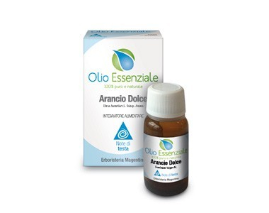 Olio  Essenziale Arancio Dolce  10 ml