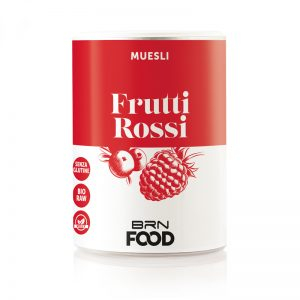 Muesli Frutti Rossi