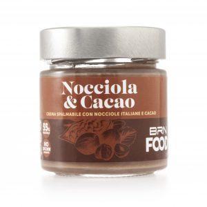 Crema Spalmabile Nocciola e Cacao