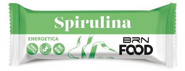 Barretta Energetica Spirulina