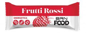 Barretta Energetica Frutti Rossi
