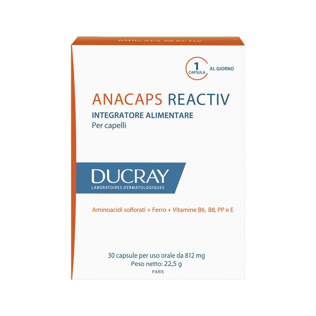 Anacaps reactiv - caduta occasionale