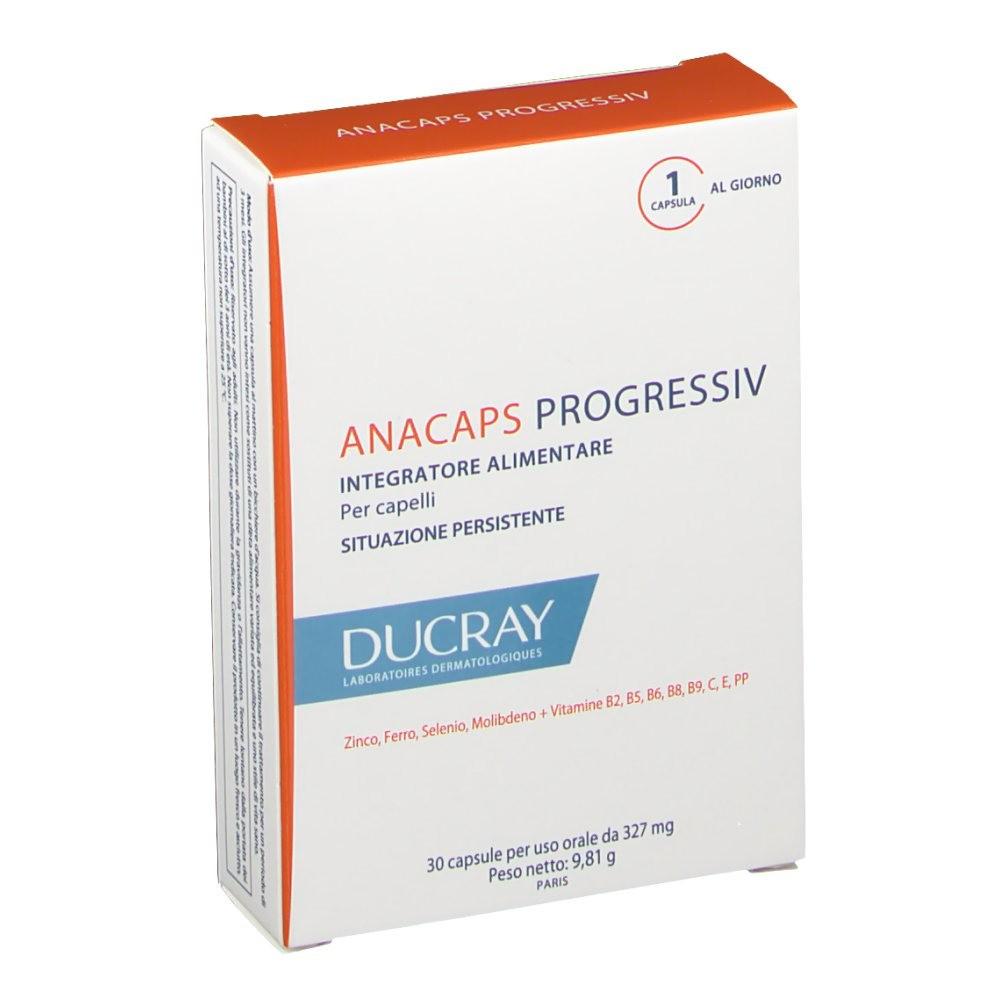 Anacaps progressiv - caduta cronica