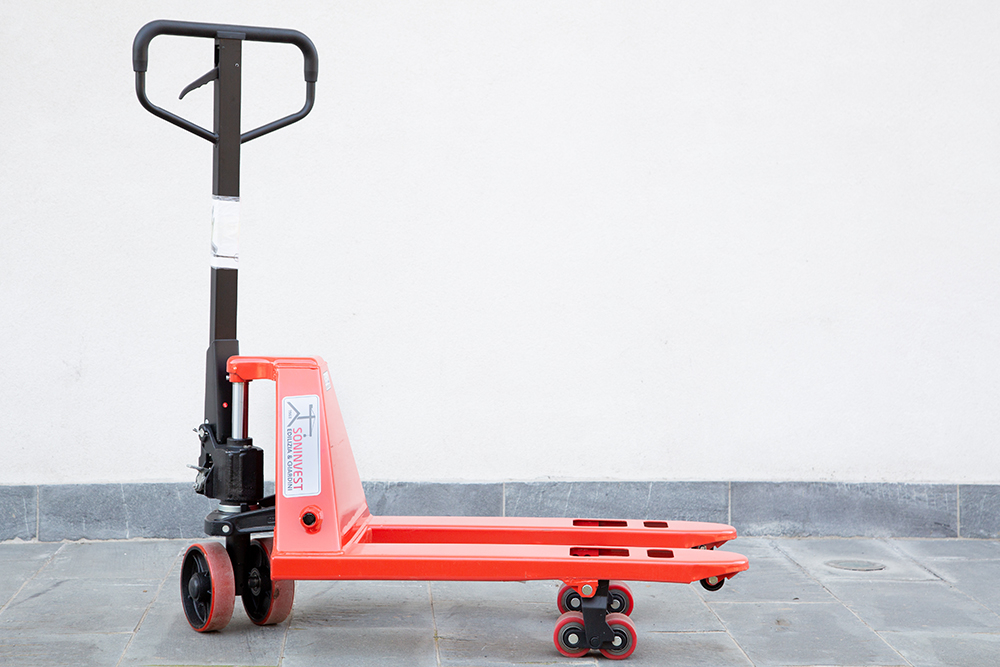Transpallet Manuale Forche 80 cm. Portata 2.500 kg
