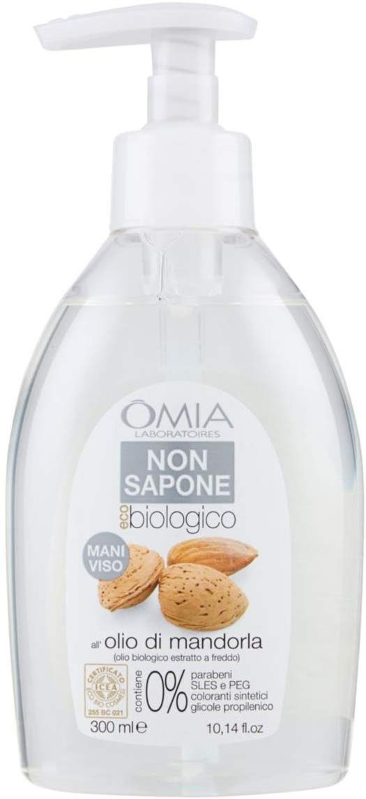 Non sapone Mandorla 300 ml OMIA