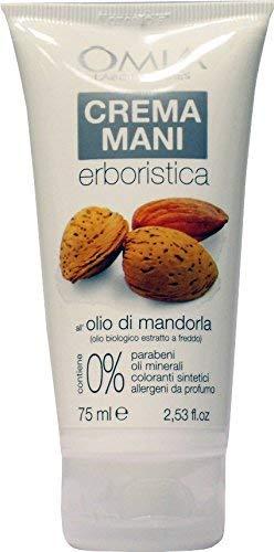 Crema Mani Mandorle 75 ml Omia