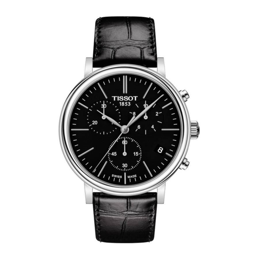 Tissot orologio Carson Premium Chrono quarzo uomo