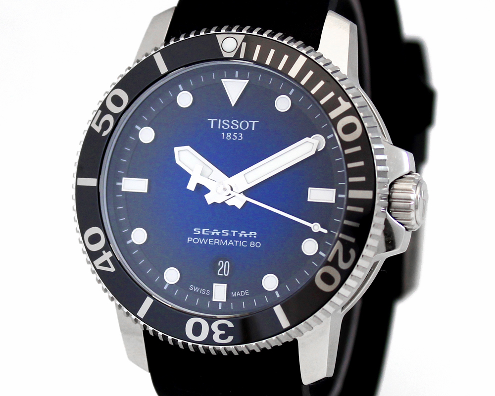 OROLOGIO TISSOT SEASTAR 1000 POWERMATIC 80