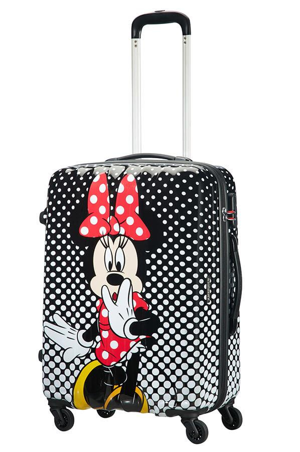 Trolley Disney Legend Minnie Mouse Polka Dot