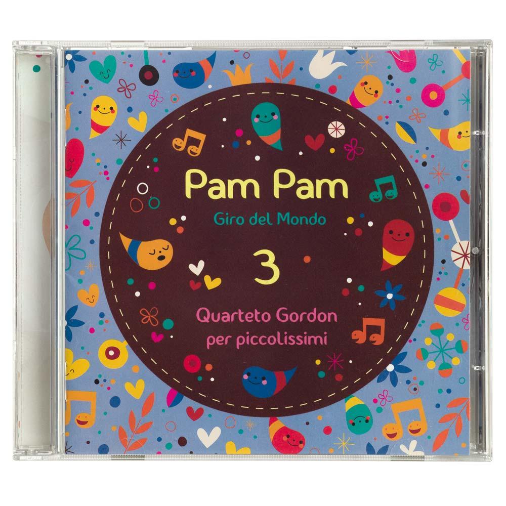 Pam Pam - 3 - Giro del Mondo