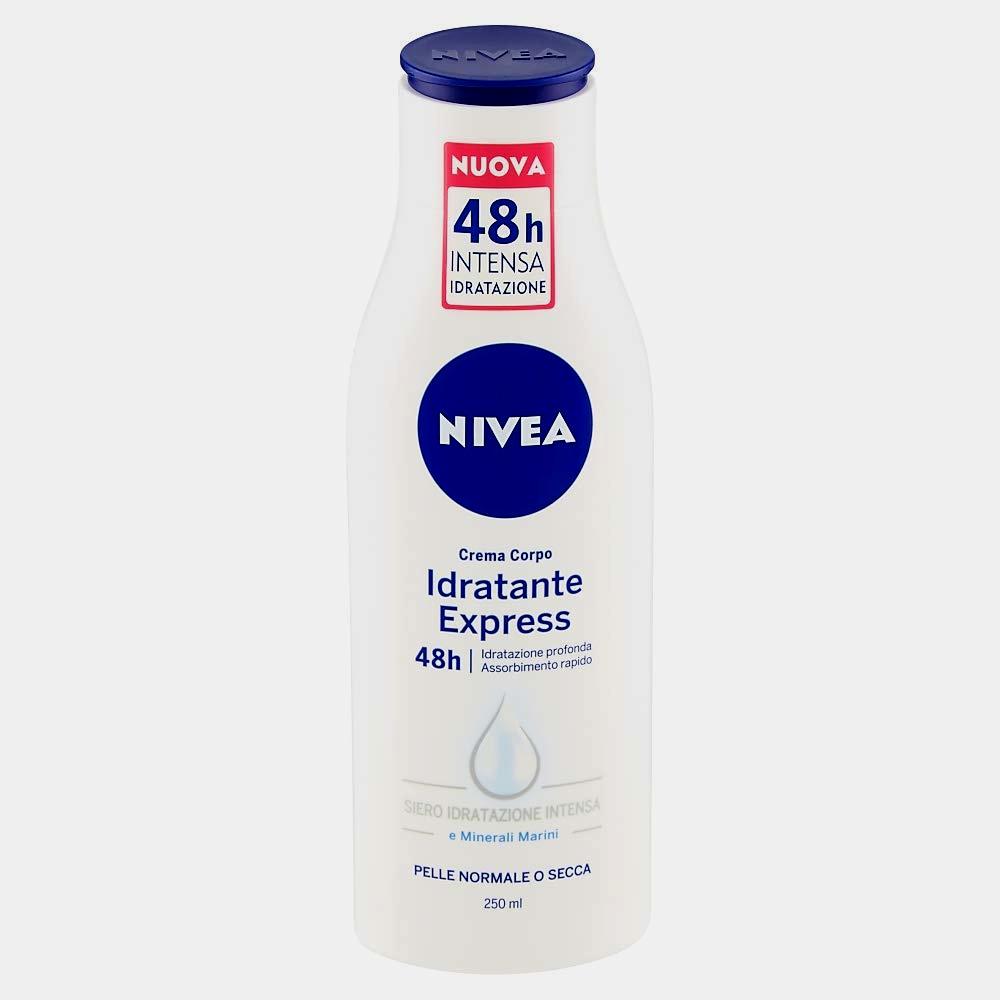 NIVEA Crema Corpo idratante express