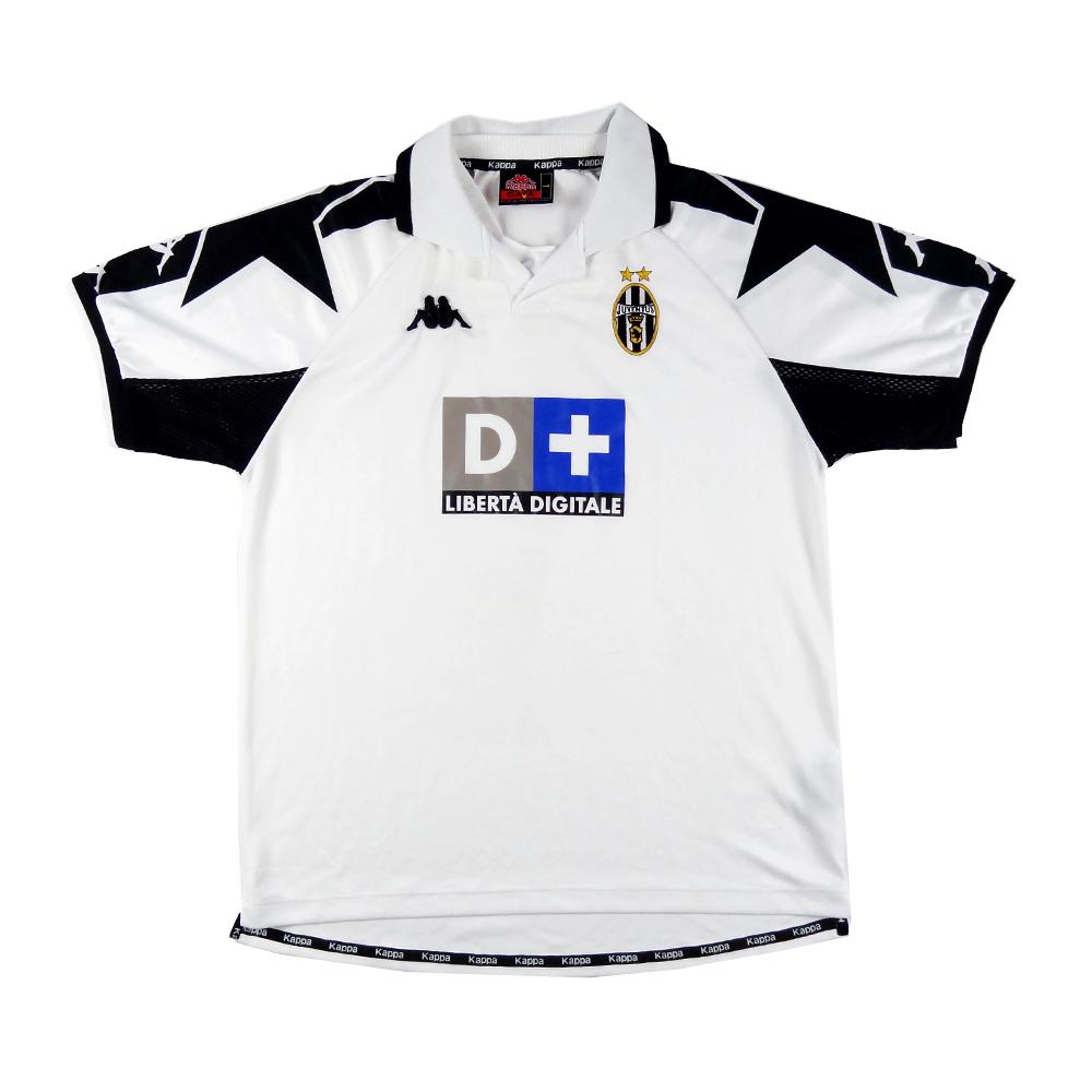 1998-99 Juventus Maglia Away L