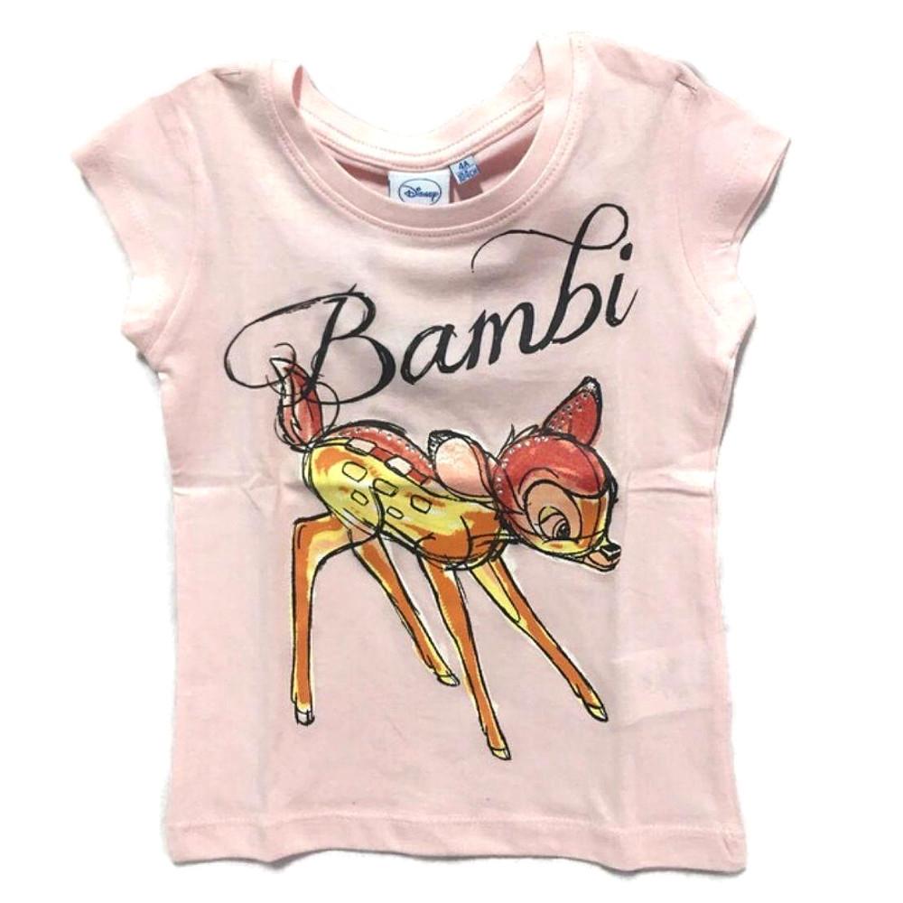 Maglietta taglia 4 anni Bambi manica corta