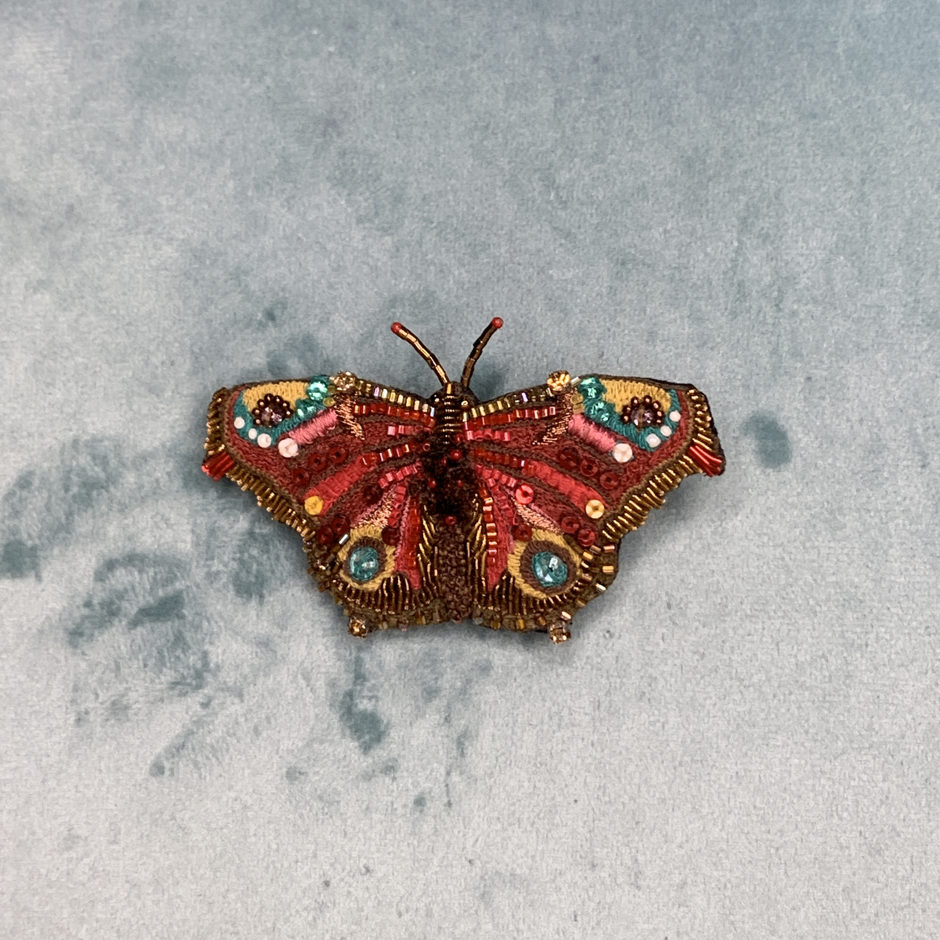 SPILLA PEACOCK BUTTERFLY