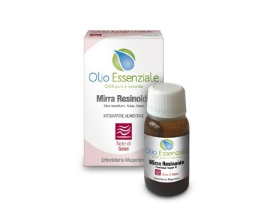 Olio Essenziale Mirra Resinoide  10 ml