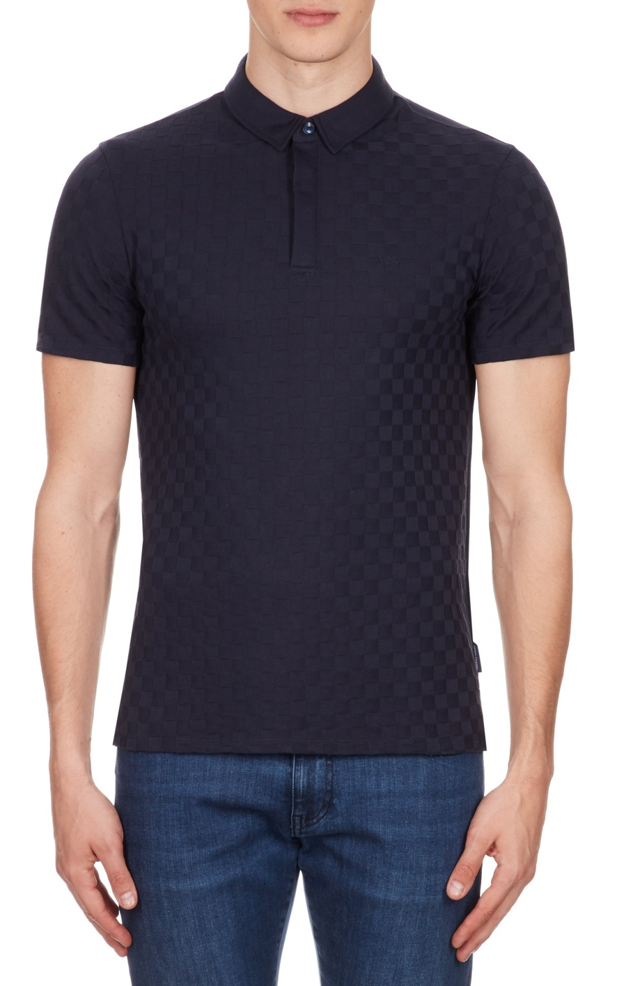 Polo manica corta uomo ARMANI EXCHANGE