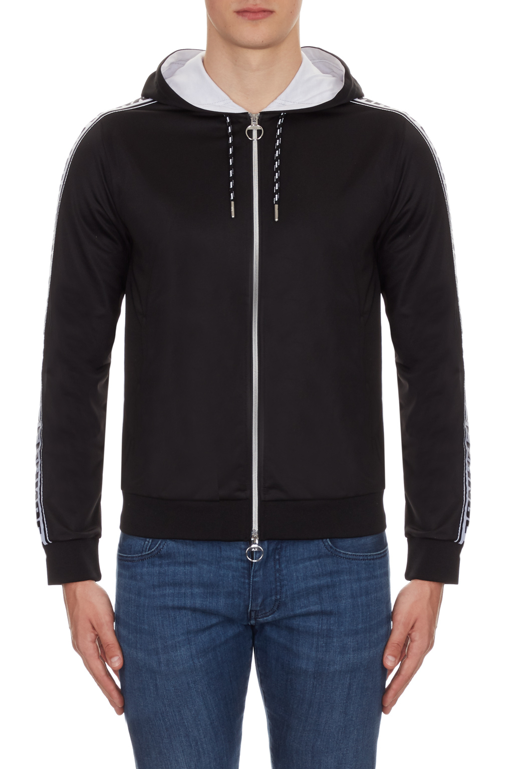 Felpa full zip cappuccio uomo ARMANI EXCHANGE