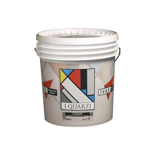 Ivas finquarz sole acril silossanico antialga pittura per esterni 14lt  base ye