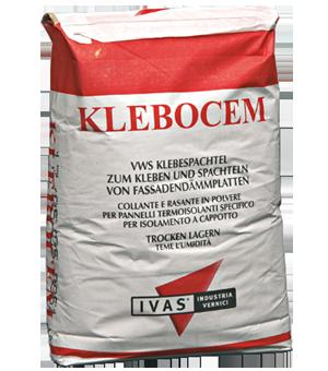 Ivas klebocem collante rasante in polvere 25kg