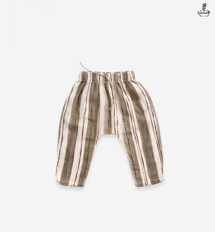 Pantalone in cotone  stampato