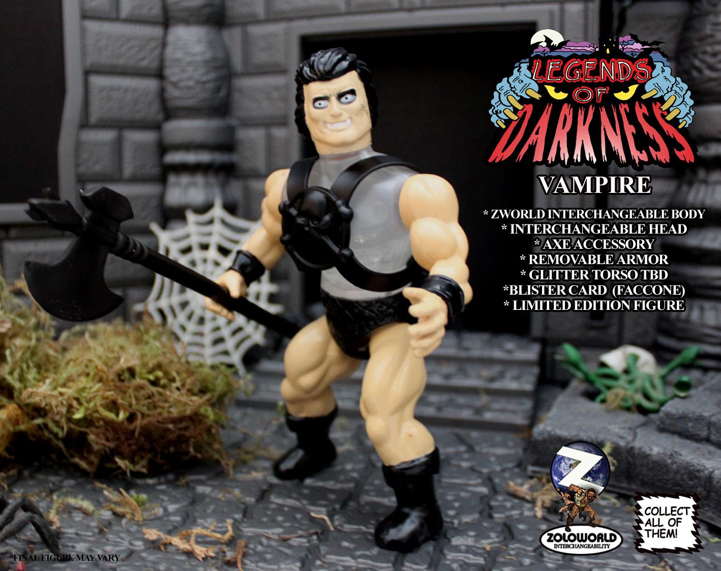 Legends of Darkness: VAMPIRE by Zoloworld
